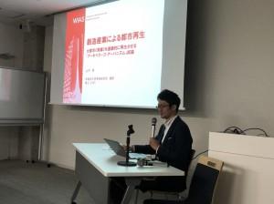 山村崇先生(早稲田大学高等研究所・講師)